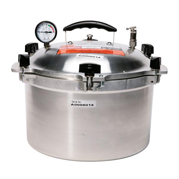 Autocuiseur à pression en aluminium, 14L