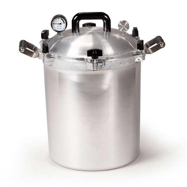 Autocuiseur à pression en aluminium, 39L