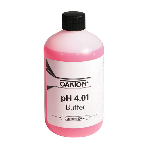 Solution de calibration, pH4.01, 500mL