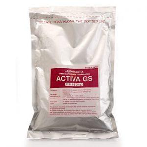Transglutaminase, Activa GS®, 1Kg-0