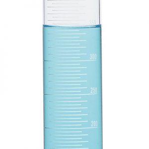 Cylindre gradué en verre, 100mL-0