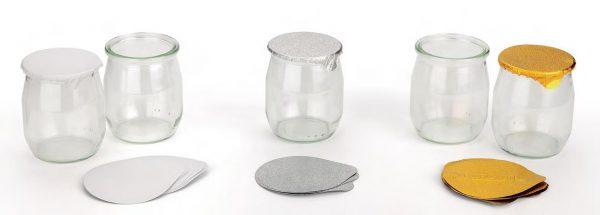 Pellicules thermo-scellantes blanches, 100/pqt