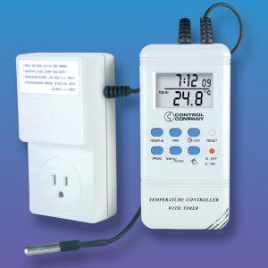 Contrôleur de température pour enceintes de séchage -0