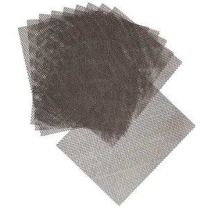 Feuilles de plastique anti-adhésives pour déshydrateurs, 10/pqt