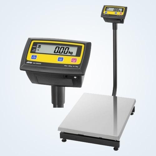 """Balances industrielles économiques, """"Série EM"""", 60kg X 20g"""