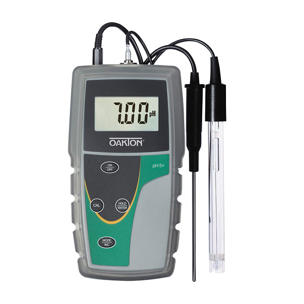 pH mètre portatif OAKTON