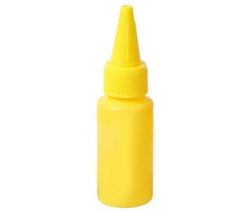 Mini bouteilles à moutarde, 50/pqt-0