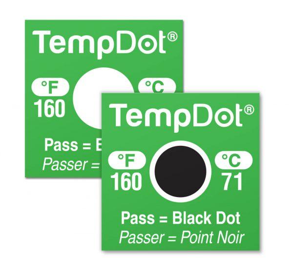 Indicateurs de désinfection thermique, 144/pqt-0