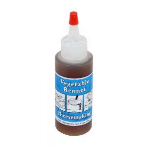 Présure végétale liquide, 2oz