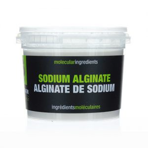 Alginate de sodium, 60g-0