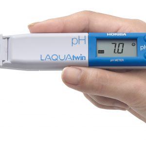 """pH mètre portatif étanche """"LAQUATwin PH11"""" de HORIBA-0"""