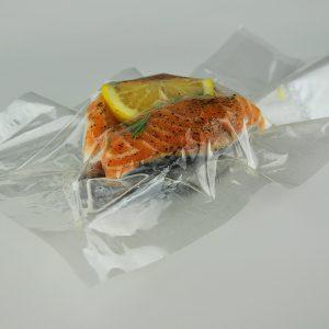 """Sacs sous-vide haute température pour cuisson de Klearcook®, 8"""" X 12"""", 125/pqt-0"""