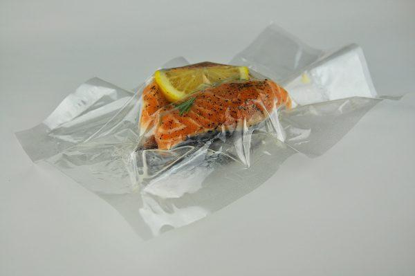 """Sacs sous-vide haute température pour cuisson de Klearcook®, 12"""" X 16"""", 125/pqt"""