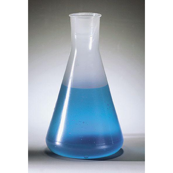 Flacon Erlenmeyer en Polypropylène