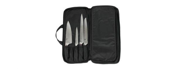 Etui à couteaux, 20 positions
