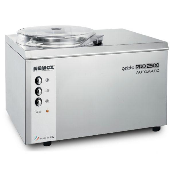 Sorbetière Gélato PRO 2500 AUTO de Nemox, 3 qts/hr-0