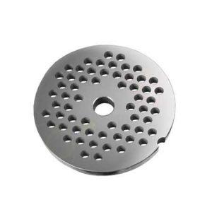 Grille avec trous de 7 mm pour hachoirs #20 ou 22-0