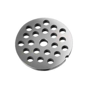 Grille avec trous de 12 mm pour hachoirs #20 ou 22