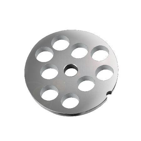 Grille avec trous de 20 mm pour hachoirs #20 ou 22