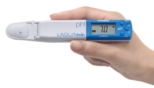 """pH mètre portatif étanche """"LAQUATwin PH22"""" de HORIBA-0"""