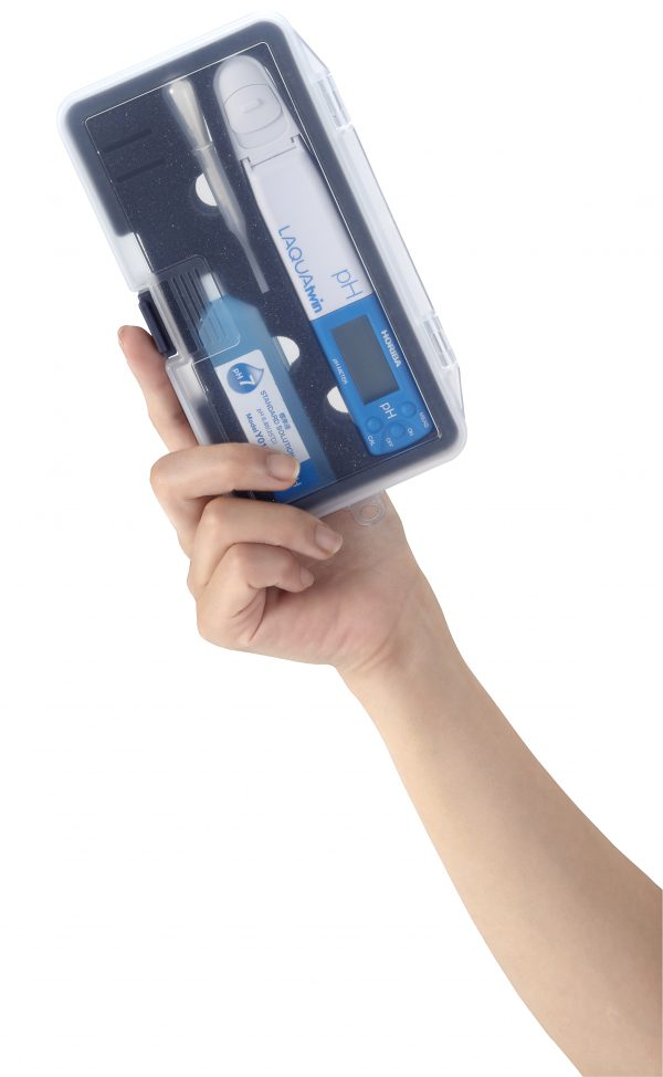 """pH mètre portatif étanche """"LAQUATwin PH22"""" de HORIBA-2463"""