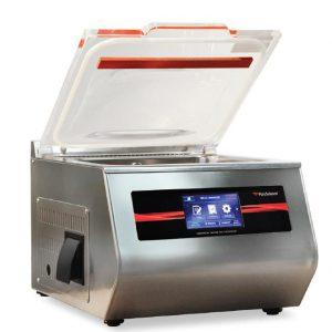 """Emballeuse sous-vide à cloche Minipack """"MV31 VacSmart"""" avec fonctionnalitées HACCP"""