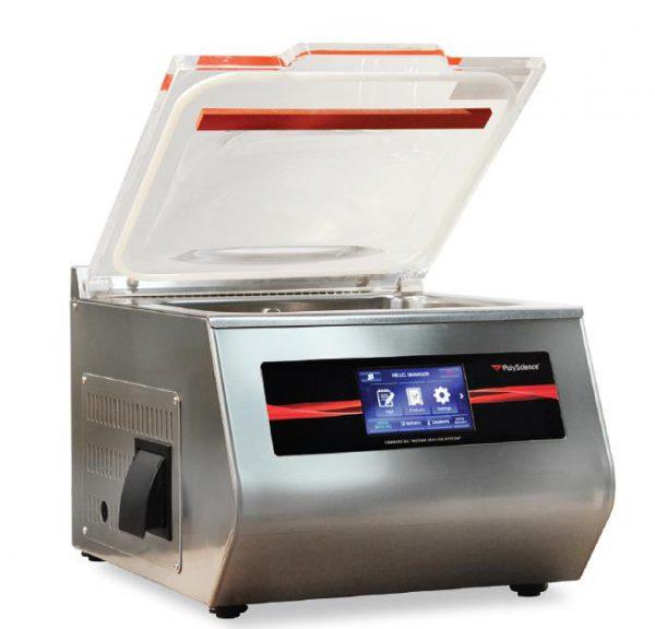"""Emballeuse sous-vide à cloche Minipack """"MV45II VacSmart"""" avec fonctionnalitées HACCP-0"""