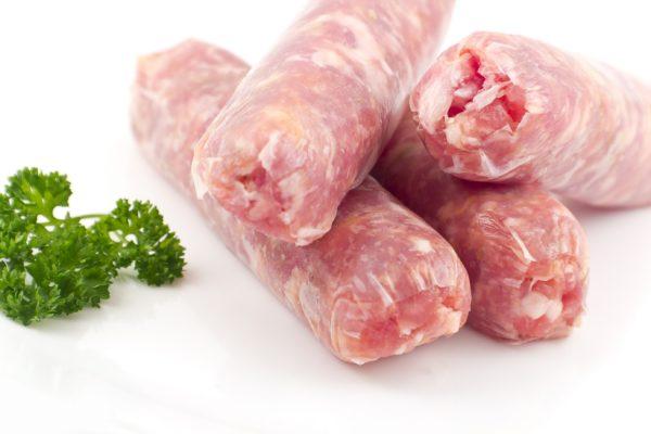 Boyaux naturels de porc, 29-32mm dia, 100 verges