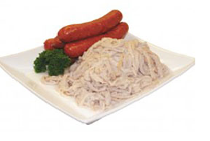 Boyaux naturels d'agneau, 22-24mm dia, 100 verges-0