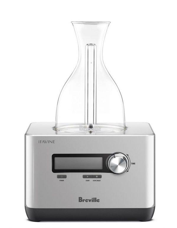 """Aérateur à vin automatique """"S02mmelier"""" de Breville-0"""