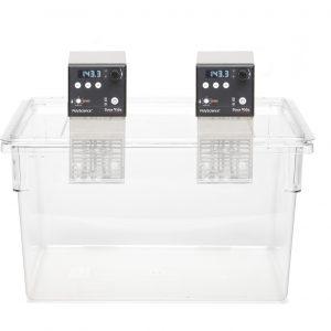 Trousse de cuisson sous-vide à deux thermoplongeurs, 64L, série Classique-0
