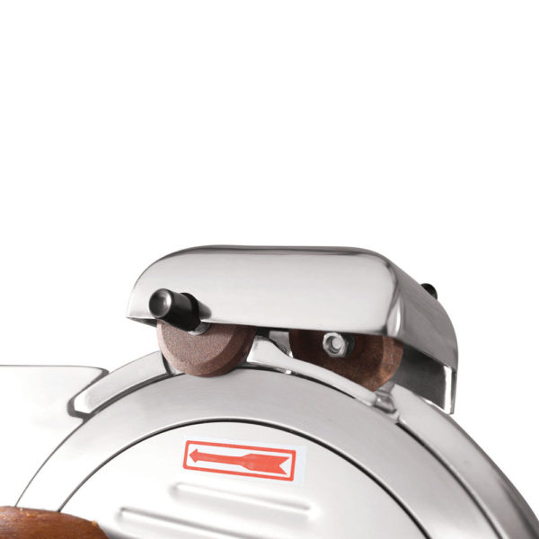 "Big Bite® 10"" electric meat slicer for professional use"