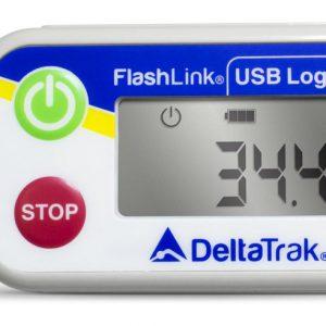 Enregistreur de température et humidité, port USB-0