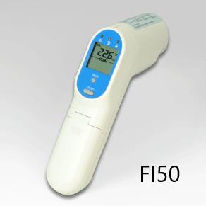 Thermomètre Infrarouge pour inspection alimentaire avec certificat d'étalonnage-0