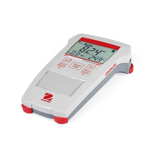 OHAUS portable pH meter