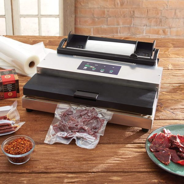 """Emballeuse sous-vide externe robuste """"MaxVac® 500"""